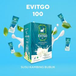 Evitgo 100 1 Box 10 Sachet